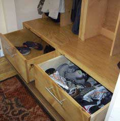 Braden Entryway Drawer Bench