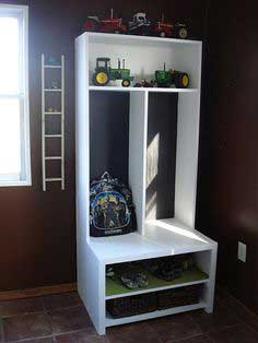 Braden Shoe Shelf Entryway