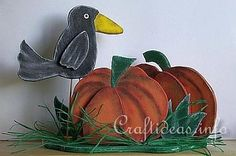 Wood Craft for Autumn