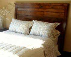 Build a Reclaimed Wood Headboard