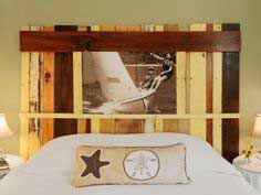 Headboard From Salvaged Wood