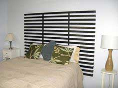 Easy-to-Make Slatted Headboard