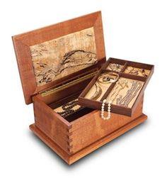 Over 90 Jewelry Box Plans - PlansPin