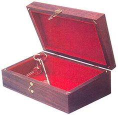 All-Purpose Wooden Boxes