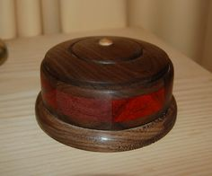 Snazzy Wooden Jewelry Box