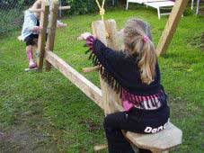 swinging see-saw project