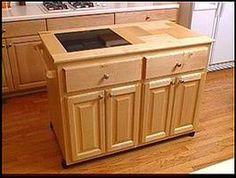 Diy Kitchen Island Plans over 60 kitchen island plans - planspin