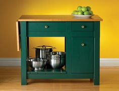 Build a Kitchen Island