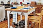 Build a Butcher-Block Island