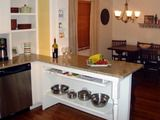 Build a Kitchen Bar Island