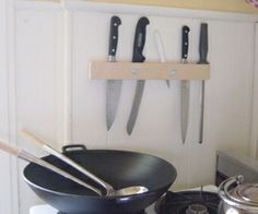 Line-Cook Knife Rack Tutorial