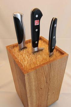 Universal Knife Block Tutorial