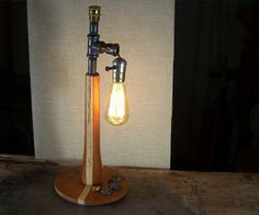 Steampunk Desk Lamp Video