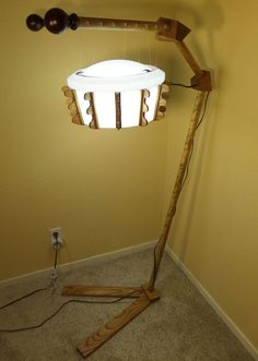 Amped Floor Lamp