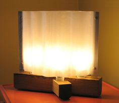 Small eco-footprint living room light