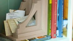 Bookend caddy