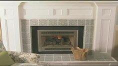 Diy Fireplace Mantle Floating