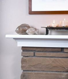 How to Create a Mantelpiece