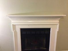 Fireplace Mantel Expansion For Your Tv