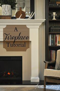 A Fireplace Tutorial