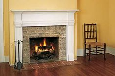 How to Install A Mantel