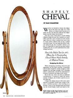 Cheval Mirror tutorial