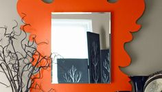 Halloween Wall Mirror