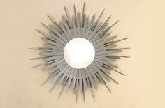 Make a starburst mirror