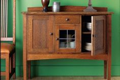 Easy mission sideboard