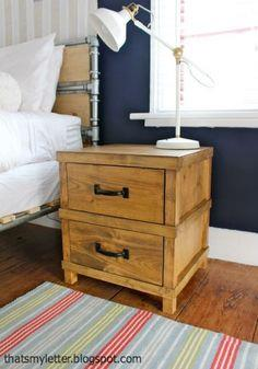 Owens Nightstand plans