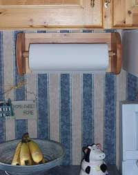 Paper Towel - Woodworking Plans