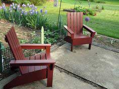 Build a Ana's Adirondack Chair
