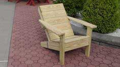 Build a $40 Backyard chair