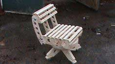 Woodpunk Chair