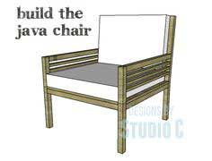 Build the Java Chair