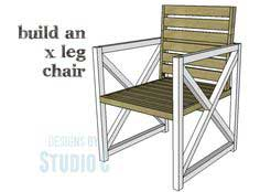A Fabulous Easy to Build Chair