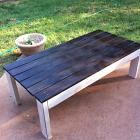 HOME DEPOT DIHWORKSHOP ADIRONDACK COFFEE TABLE