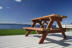 How to Build an Outdoor Picnic Table - Introduction