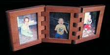 Wooden Hinged Photo Frames plans