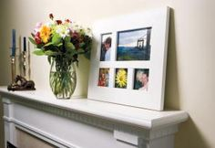 Build a photo frame collage