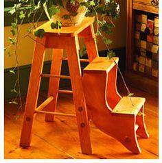 Fold up Plant Stand