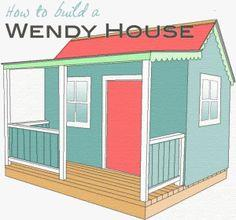 How to build a Wendy House