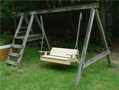 Convert an old swingset