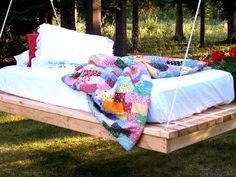Hanging Daybed/swing