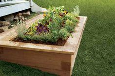 Raised Planting Bed