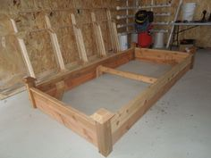 Cedar Raised Planter Beds