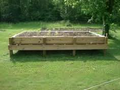 make a Raised Garden