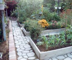 Improved Raised Bed Garden