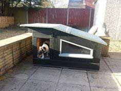 Luxury Pallet Kennel with Sun-deck