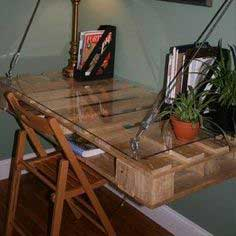 How to Create a Pallet Desk